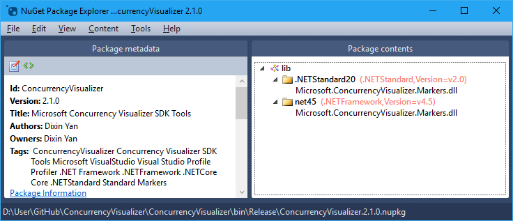 Dixin's Blog - Port Microsoft Concurrency Visualizer SDK to  NET